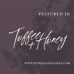 Greensboro, NC Maternity & Birth Photographer Featured in Toffee & Honey Magazine