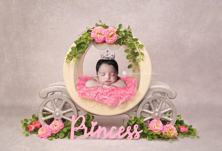 Sweet Siya - Georgia Newborn Photographer