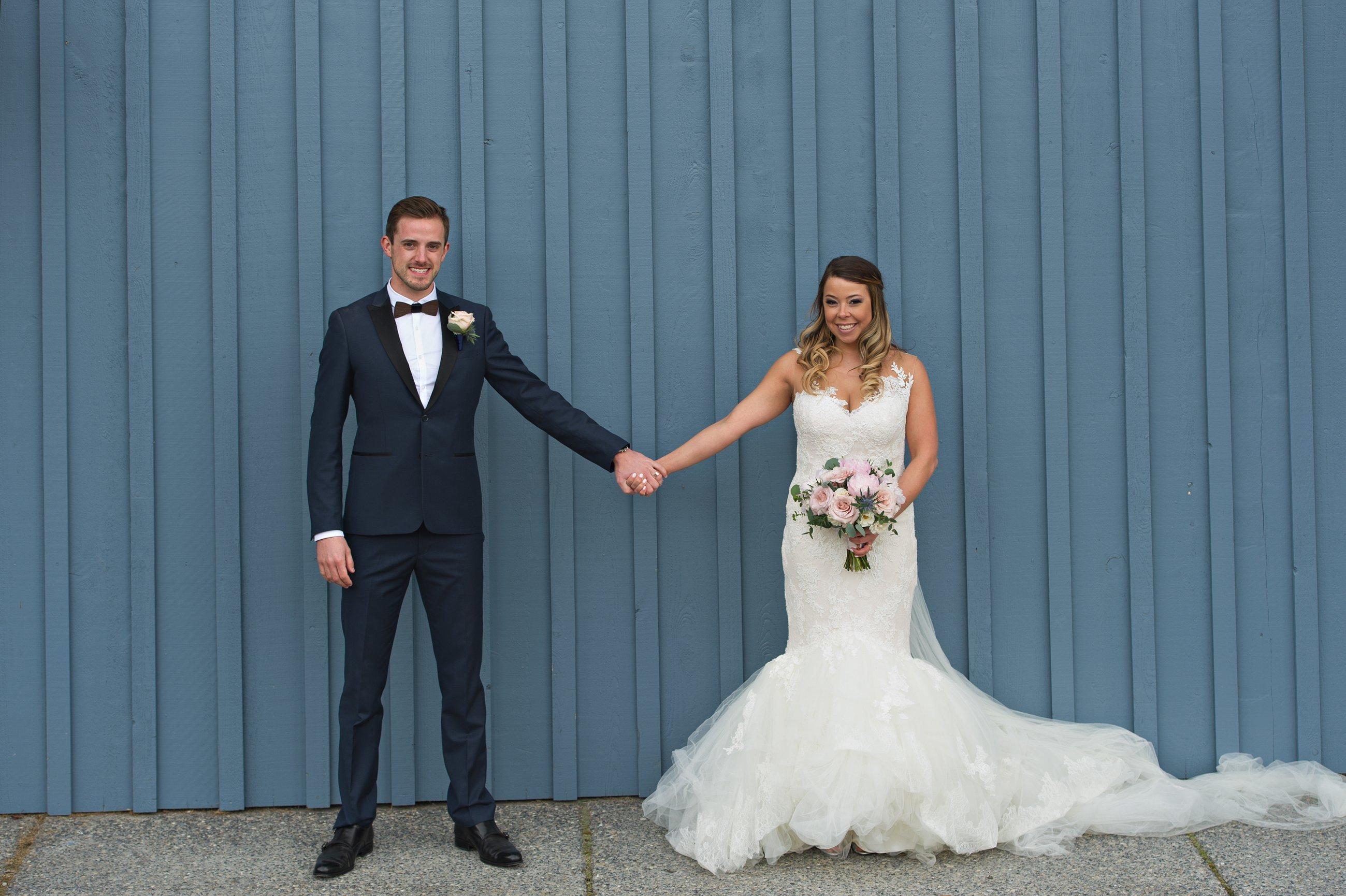 Peony Bridal Bouquets: Calgary Weddings