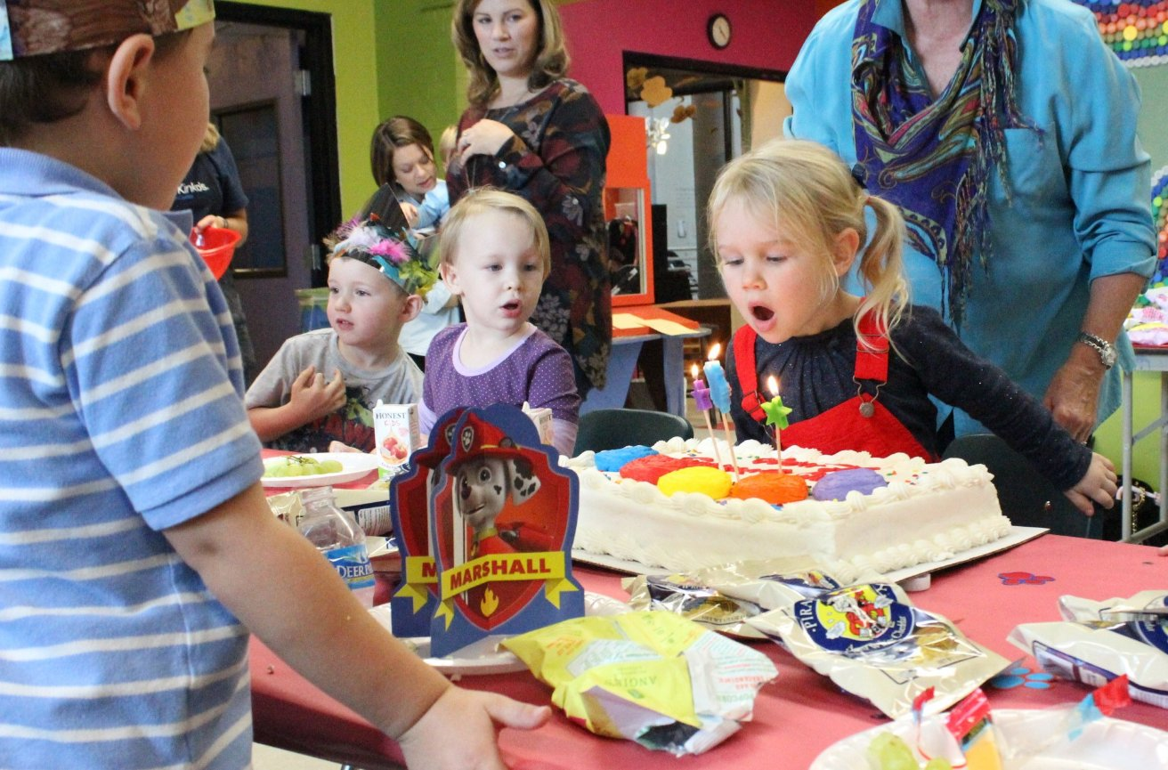 SEMI PRIVATE PARTIES FOR KIDS