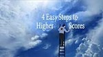 4 Easy Steps to Higher Scores