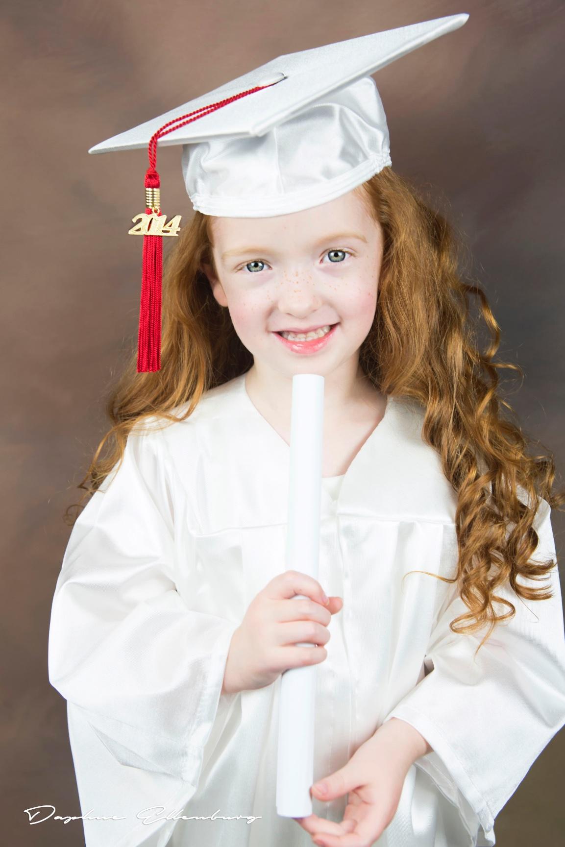 Kindergarten Graduation: It\'s a Big Deal. Get on Board. - Ellenburg ...