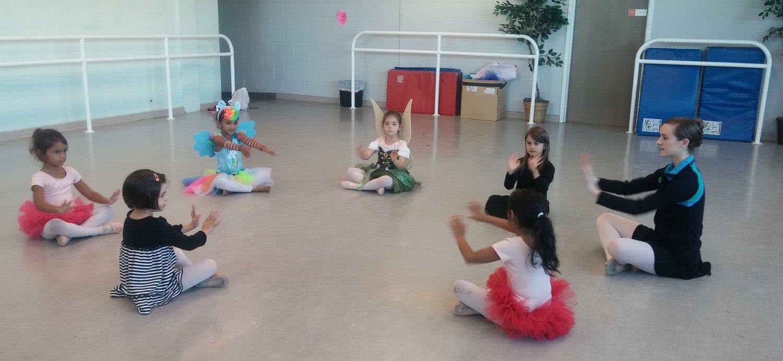 Children S Dance Camps Greensboro Ballet