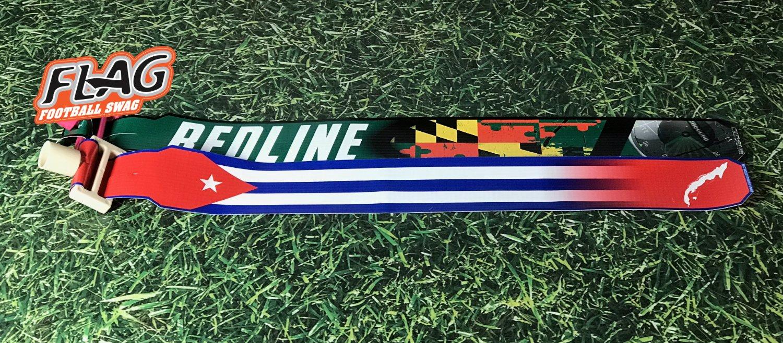Flag-A-Tag Sonic Flag Football Belt