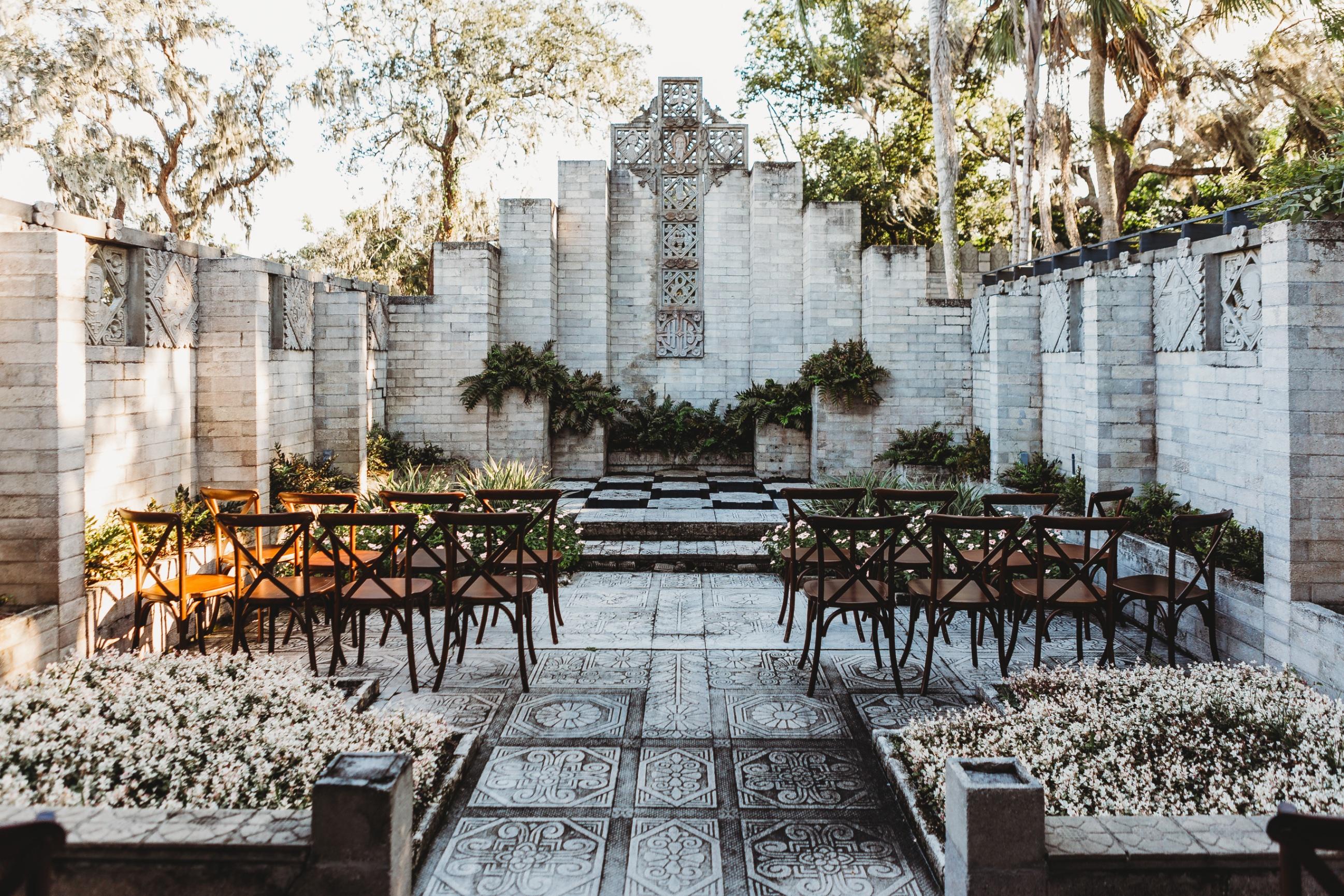 Maitland Art And History Museums Intimate Wedding Ceremony Rachel