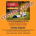 Our Family Portrait Contest is now closed