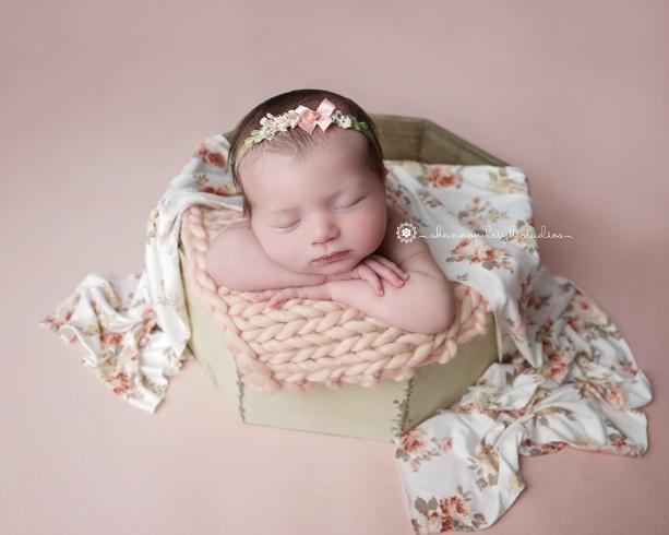 Handsome Harvey - Johns Creek Newborn Baby Photographer
