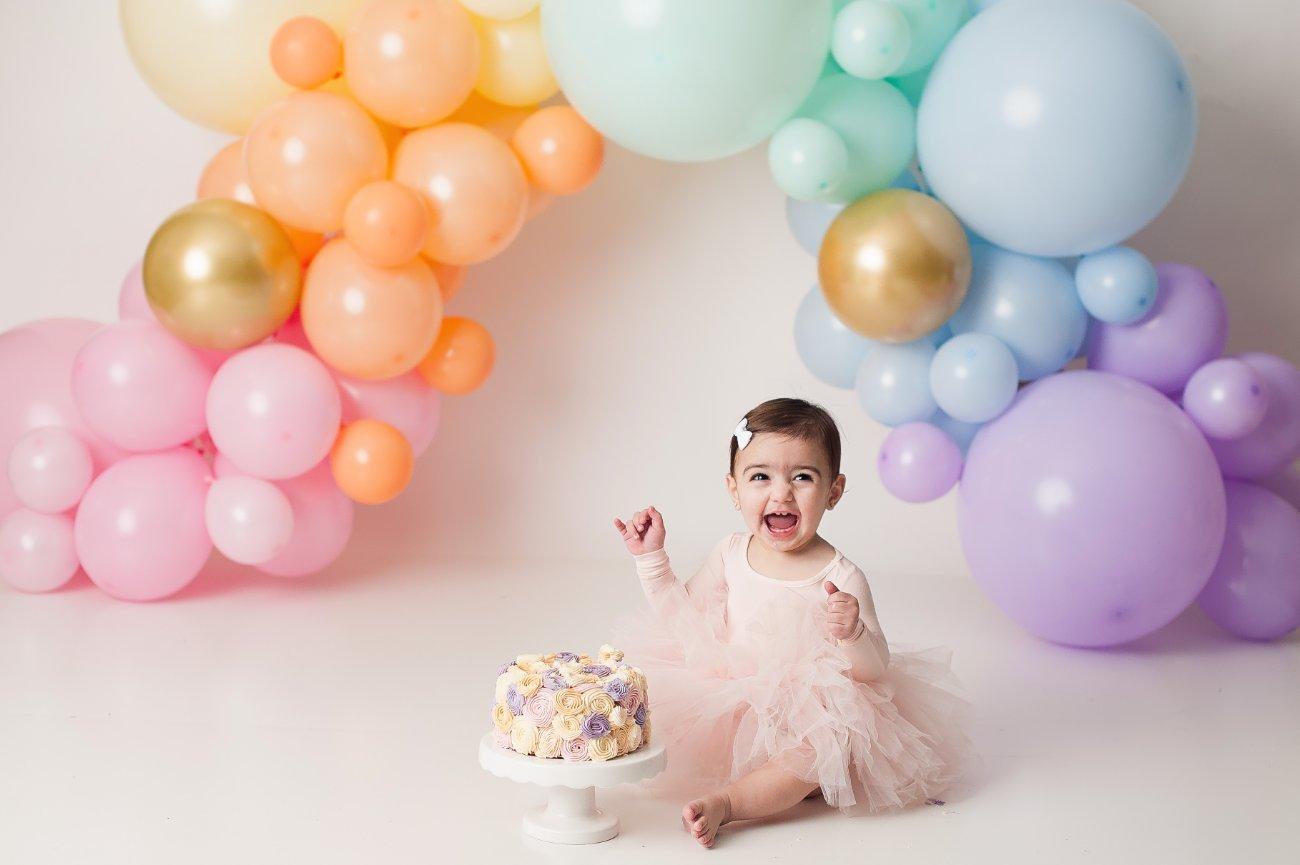 Incredible Cake Smash Portfolio Kristen Noelle Photography Sandy Ut Funny Birthday Cards Online Inifofree Goldxyz
