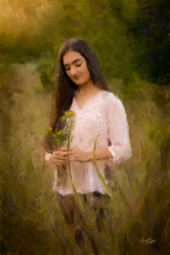 Nj Portrait Painter Photographer Theresa Artigas