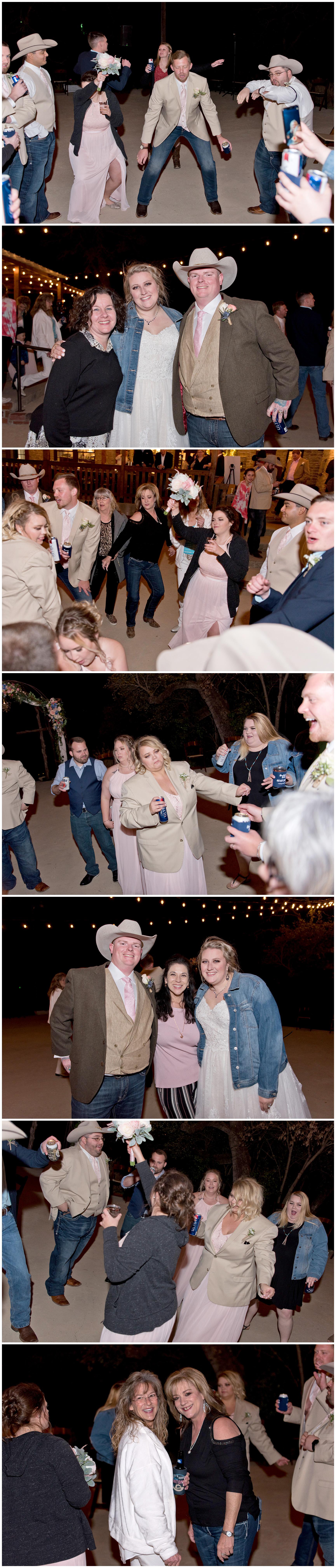 Outdoor Wedding Reception Hidden Gardens Venue